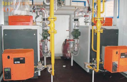 котел polykraft duotherm